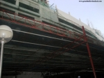 construction photos of grand midori makati