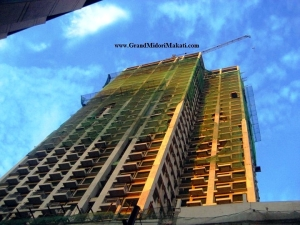 The Grand Midori Makati in Legaspi Village Makati City
